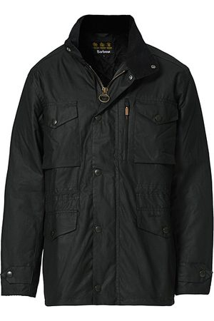 Barbour Sapper Jacket Black