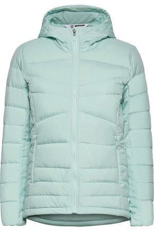 Salomon Naiset Untuvatakit - Transition Down Hoodie W Outerwear Sport Jackets