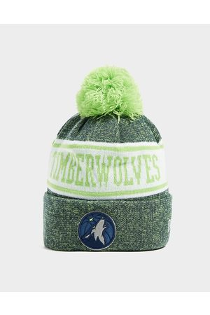 New Era NBA Minnesota Timberlwolves Pom Beanie Hat - Only at JD - Mens