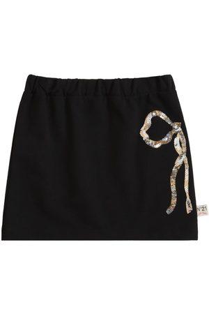 Nº21 Tytöt Hameet - Cotton Sweat Skirt