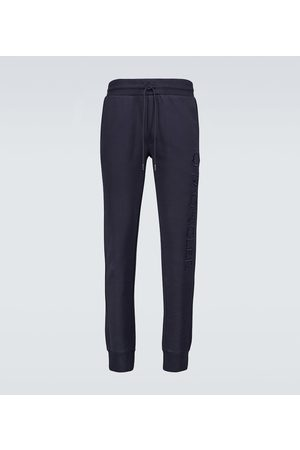 Moncler Cotton trackpants