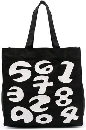 10 CORSO COMO Numbers-print tote bag