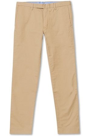 Polo Ralph Lauren Miehet Chinot - Slim Fit Stretch Chinos Classic Khaki