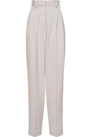 Stella McCartney Tailored Wool Twill Pants