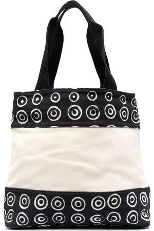10 CORSO COMO Spiral print tote bag