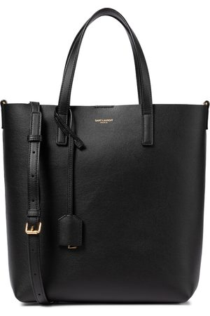 Saint Laurent Shopping Toy leather tote