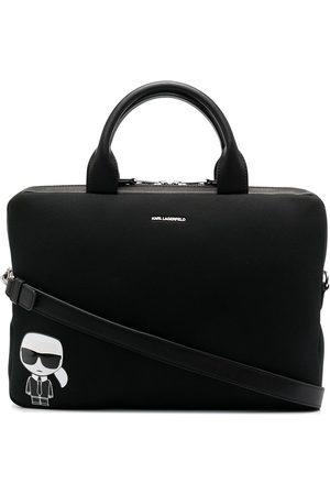 Karl Lagerfeld Naiset Tietokonelaukut - K/Ikonik laptop bag