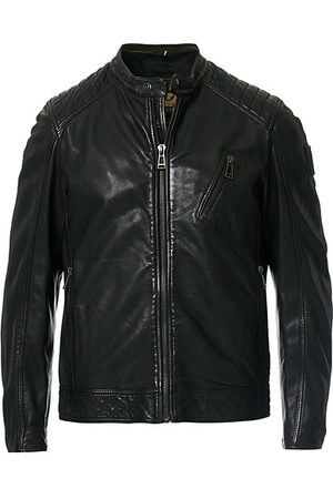 Belstaff V Racer 2.0 Leather Jacket Black