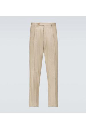 Etro Regular-fit jacquard pants
