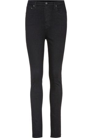 GRLFRND Naiset Korkeavyötäröiset farkut - Kendall high-rise skinny jeans