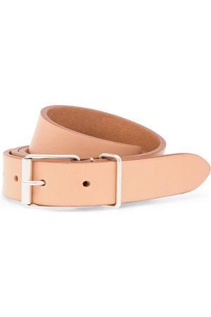 Anderson's A0952ppl755 Accessories Belts Classic Belts Beige