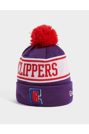 New Era NBA Los Angeles Clippers Pom Beanie Hat - Only at JD - Mens