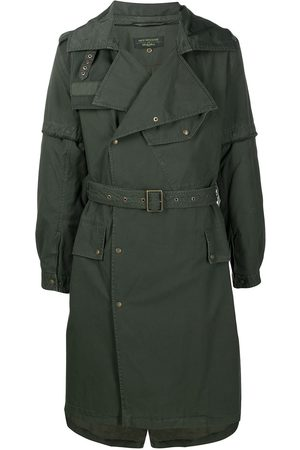 Mr & Mrs Italy Trenssit - X Nick Wooster belted trench coat