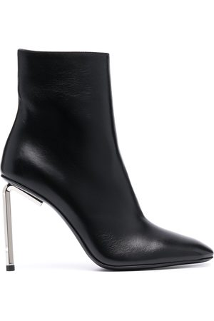 OFF-WHITE HIGH ALLEN ANKLE BOOTIE NO COLOR
