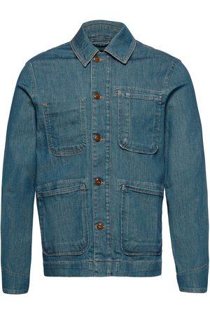 Gabba Grand Elo Cle K0694 Jacket Farkkutakki Denimtakki Sininen