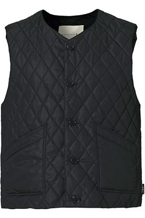 MACKINTOSH Miehet Liivit - Hig Quilted Liner Black
