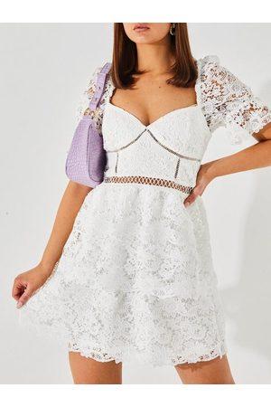 bardot Charlotte Lace Dress