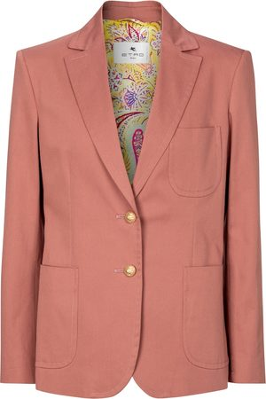 Etro Stretch-cotton blazer