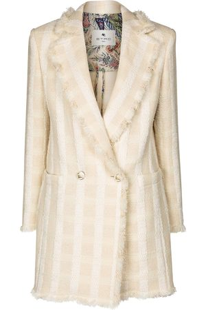 Etro Jacquard blazer