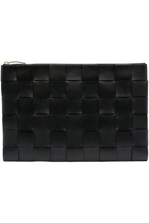 Bottega Veneta Naiset Clutch laukut - Intrecciato leather pouch
