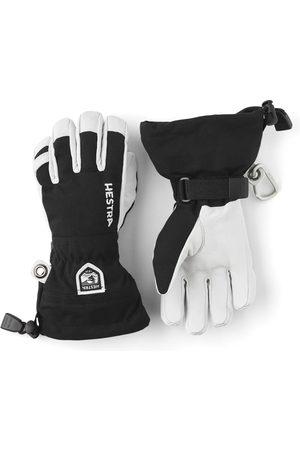 Hestra Lapset Käsineet - Army Leather Heli Ski Jr Glove 4