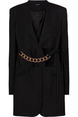 Givenchy Embellished wool blazer