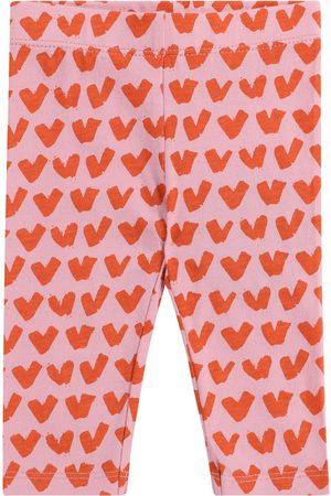 Stella McCartney Baby printed cotton leggings