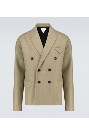 Bottega Veneta Double-breasted wool blazer