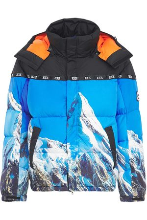 313 Heavy-weight Mountain Down Jacket