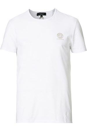VERSACE Miehet T-paidat - Medusa Tee White