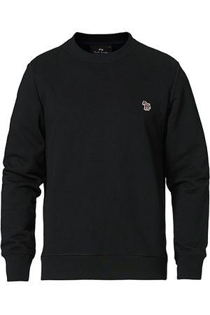 Paul Smith Miehet Collegepaidat - Regular Fit Zebra Sweatshirt Black