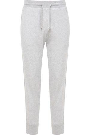 Tom Ford Lounge Cotton Blend Knit Jogger Pants