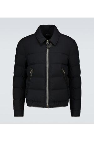 Tom Ford Down-filled blouson jacket