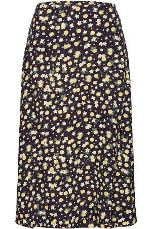 Morris Lady Naiset Midihameet - Fleurette Skirt Polvipituinen Hame