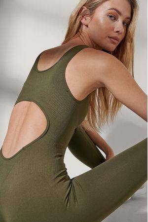 NA-KD Flow Body - Green