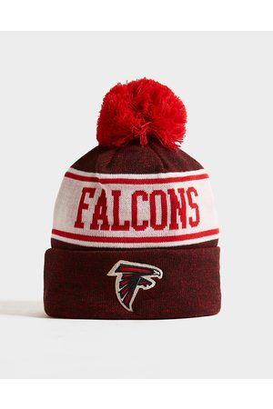 New Era NFL Atlanta Falcons Pom Beanie Hat - Only at JD - Mens