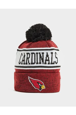 New Era Miehet Pipot - NFL Arizona Cardinals Pom Beanie Hat - Only at JD - Mens