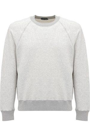 Tom Ford Miehet Collegepaidat - Logo Label Vintage Dyed Sweatshirt