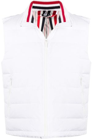 Thom Browne Goose down padded gilet