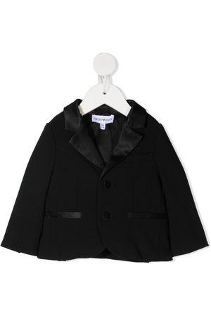 Emporio Armani Päällystakit - Single-breasted tuxedo jacket