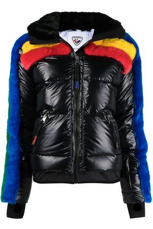 Rossignol JC de Castelbajac rainbow snow jacket