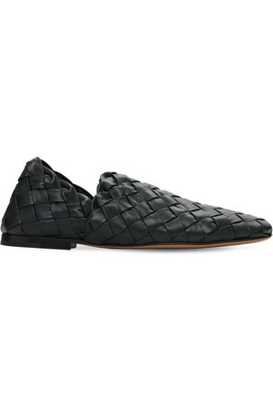 Bottega Veneta Miehet Loaferit - Intrecciato Leather Loafers
