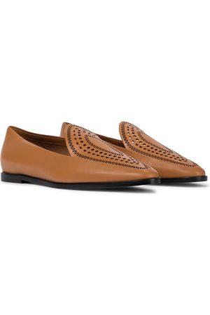 Alaïa Leather loafers