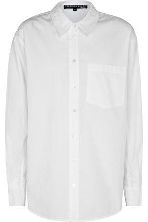VERONICA BEARD Keiko cotton shirt