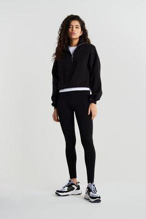 Gina Tricot Naiset Leggingsit - Basic long leggings
