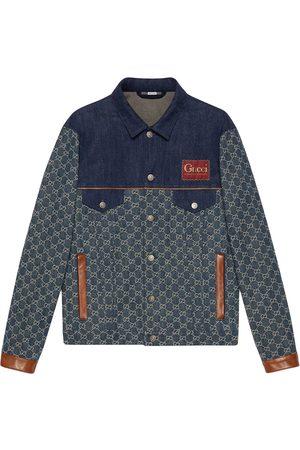 Gucci Eco organic denim jacket