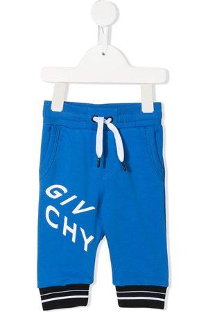 Givenchy Verryttelyasut - Logo drawstring tracksuit bottoms
