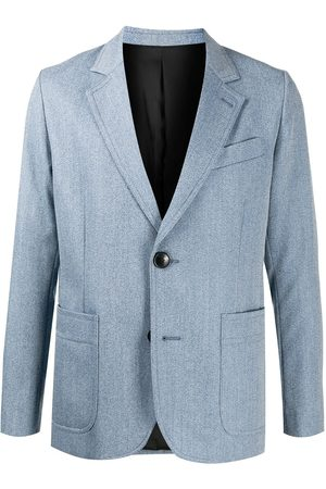 Ami Miehet Bleiserit - Single-breasted wool blazer