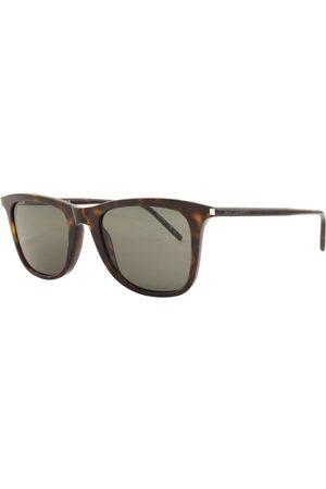 Saint Lauren T 304 007 Sunglasses Brown