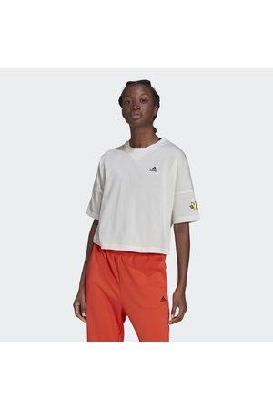 adidas Naiset T-paidat - Tee